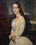 Image of portrait of a Lady by Alfred L. Boisseau, 1845