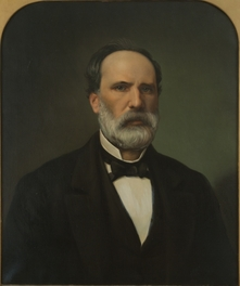 Alfred Boisseau, Nathan Ball Bradley, 1886