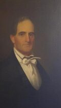 Image of George Caleb Bingham, Captain David McClanahan Hickman, ca. 1849