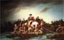 George Caleb Bingham, Washington Crossing the Delaware, 1856-1871 (299)
