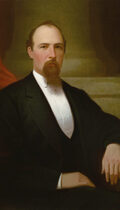 Image of George Caleb Bingham, portrait of Thomas Hoyle Mastin, 1871 (374) (after restoration)