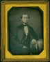Major James Sidney Rollins, 1855, Daguerreotype, State Historical Society of Missouri, Columbia, Missouri