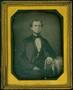 Major James Sidney Rollins, 1855, Daguerreotype, State Historical Society of Missouri, Columbia, Missouri
