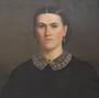 George Caleb Bingham, Mrs Henry A Neill (Sarah Ann (Sallie) Elliott), 1871 (Detail)