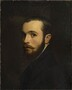 Alfred Boisseau, Self-Portrait, 1842