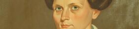 George Caleb Bingham, Dinah Ayers Trigg (Mrs Shubael Allen), 1835 (16)