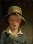 Thomas Sully (1783-1872), The Torn Hat, 1820, MFA