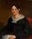 Arthur Armstong, Mrs Arthur Armstrong (Harriet Wentz) , ca 1840