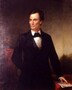 Alban Jasper Conant, Smiling Lincoln,,1860, Southern Illinois University, Edwardsville