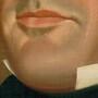 George Caleb Bingham, Shubael Allen, 1835 (Detal - Mouth and Chin)i