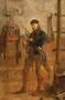 Thomas Eakins,  Frank Hamilton Cushing, 1895 Gilcrease Museum, Tulsa, Oklahoma