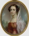 Henry Inman, Portrait of a Lady, c 1827, Metropolitan Museum of Art, 2003.520
