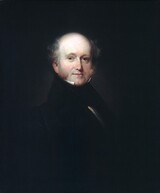 Henry Inman, Martin Van Buren, 1837-1838 Metropolitan Museum of Art 93.19.2