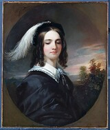 Daniel Huntington, Mary Inman, 1844, Metropolitan Museum of Art, 64.95