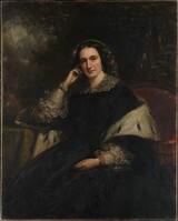 Daniel Huntington, Anna Watson Stuart, c 1862 Metropolitan Museum of Art 43.55.2