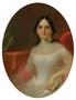 George Caleb Bingham, Elizabeth Keller Thomas (Mrs George Caleb Bingham. 1849 Oil on Canvas, 30 x 25 inches Private Collection