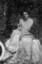 Wilhelm Funk, Mrs. James Lindsey Gordon and her daughter Dorothy ca. 1905