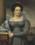 Jacob Eicholtz, Mrs. John Frederick Lewis, 1827