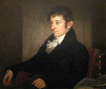 John Wesley Jarvis, Gulian C. Verplanck, ca. 1811