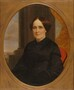 Image of George Caleb Bingham portrait of Frances Annabelle Booker (Mrs. James W. George), ca. 1853