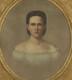 Image of George Caleb Bingham portrait of Julia George, ca. 1869