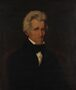 Image of Ralph E. W. Earl's 1838 portrait of Andrew Jackson