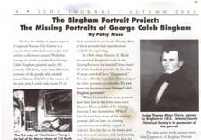 George Caleb Bingham expert