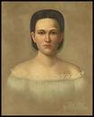 George Caleb Bingham, Mrs David Kunkle (Sarah Ann Cooper), 1839 (76)